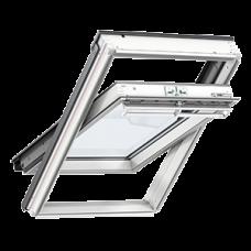 Мансардные окна Velux Классика Белое полиуретановое, двухкамерный стеклопакет