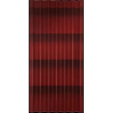 Ондулин черепица красный 1,95*0,9 6м цена за 1м2
