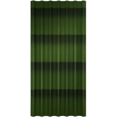 Ондулин черепица зеленый 1,95*0,96м цена за 1м2