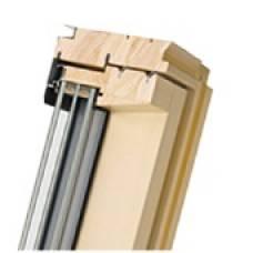Мансардные окна FTT U6 Thermo LUX с двухкамерным стеклопакетом
