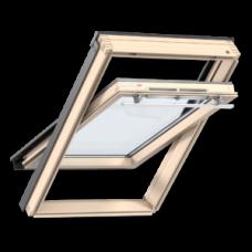 Мансардные окна Velux Optima Standart ручка сверху