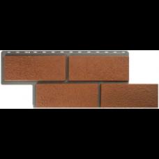 Фасадные панели Панель камень Неаполитанский (терракотовый)