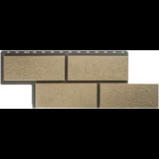 Фасадные панели Панель камень Неаполитанский (слоновая кость)