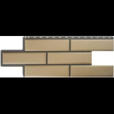 Фасадные панели Панель камень Венецианский (слоновая кость)