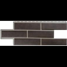 Фасадные панели Панель камень Венецианский (коричневый)