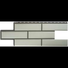 Фасадные панели Панель камень Венецианский (белый)