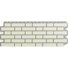 Панель кирпич клинкерный (белый)