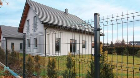 3д забор - установка в Кроасногвардейском