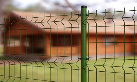 3д забор - установка в Черноморском