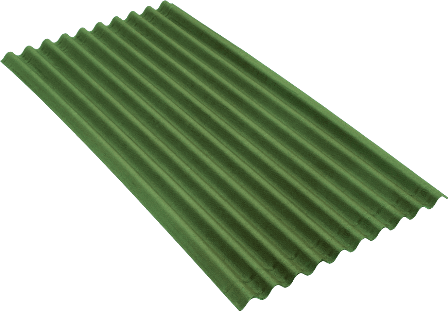 лист цветного ондулина