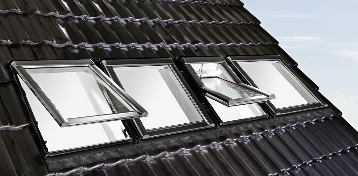 Мансардные окна различной конструкции недорого в Керчи предлагает компания «Завод кровельных материалов»