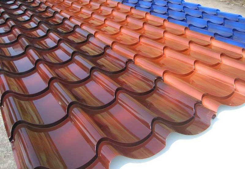 Купить металлочерепицу в Ялте по выгодной низкой цене в Ялте предлагает «Завод кровельных материалов»