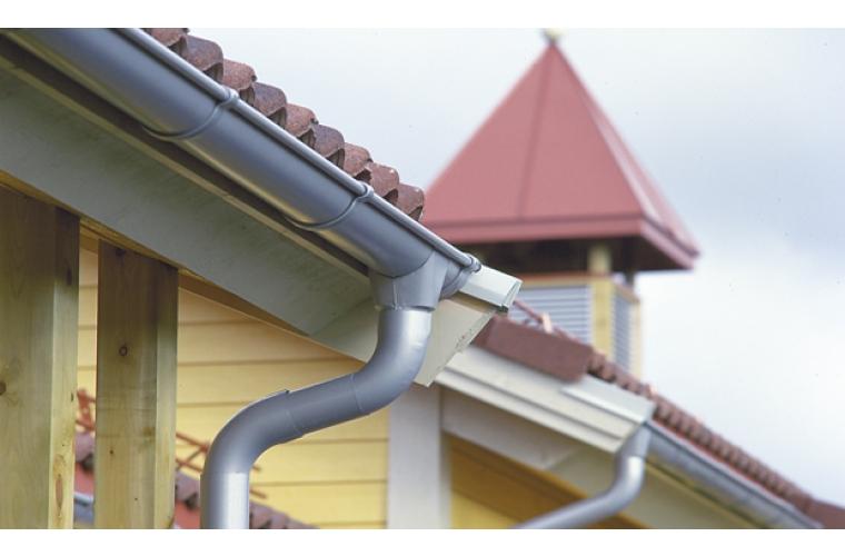 Водосточную систему для крыши в Феодосии недорого купить предлагает компания «Завод кровельных материалов»